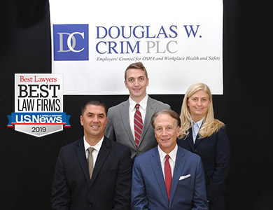 Group Photo of Douglas W. Crim PLC