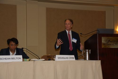Doug Crim Moderates ABA O…